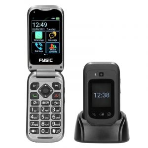 fysic f25 senioren telefoon met 4g en sos-knop