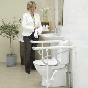 Etac toiletbeugel Optima L