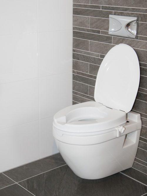Atlantis Toiletverhoger met deksel