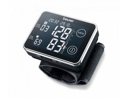 Beurer touchscreen polsbloeddrukmeter BC58
