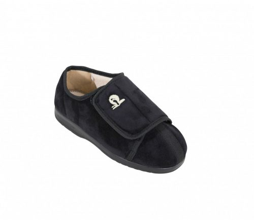 Cameron Pantoffels Zwart