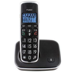 Fysix FX-6000 Senioren DECT Telefoon
