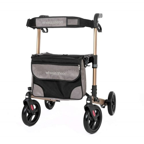 Track Rollator 4.0 Champagne