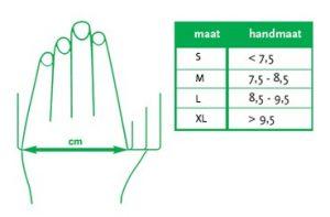 arion-handschoenen-handmaat