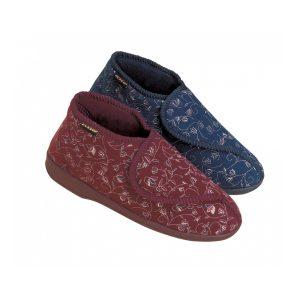 Dunlop Dames Pantoffels Betsy