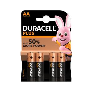 Duracell Batterij Plus Power AA