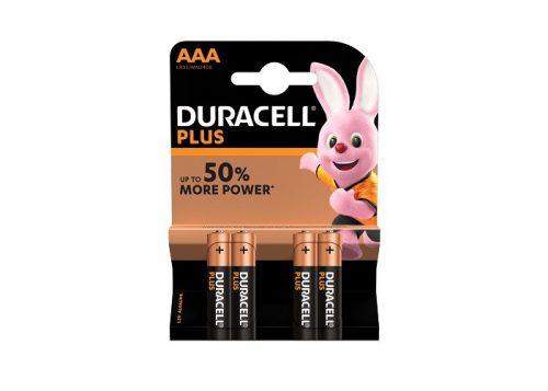 Duracell Batterij Plus Power AAA