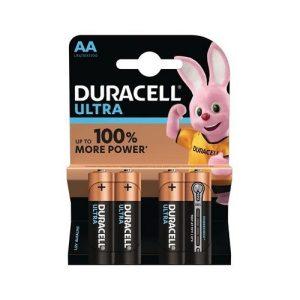 Duracell Batterij Ultra Power AA