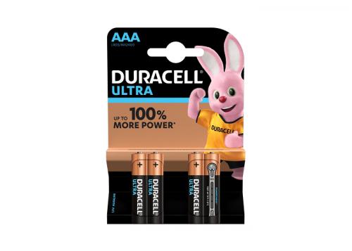 Duracell Batterij Ultra Power AAA