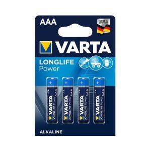 Varta Longlife Power Batterij AAA