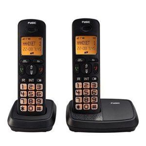 Fysic FX-5520 Senioren DECT telefoon Twin