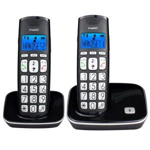 Fysic FX-7020 Senioren DECT Telefoon twin