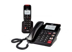 Fysic FX-8025 senioren DECT telefoon combo