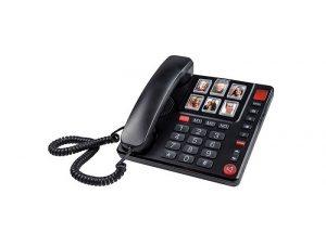 Fysic FX-3930 senioren telefoon met fototoetsen