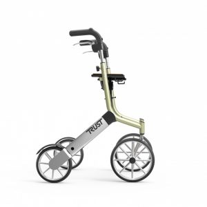 TrustCare Lets Go Out rollator Beige