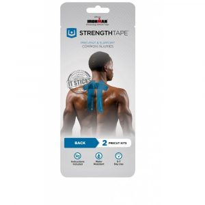 Strength Tape mini kit rug en nek