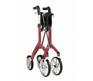 TrustCare Let's Fly rollator Rood