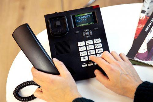 Fysic FM-2950 Bureau GSM Telefoon