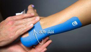 Strengthtape mini kit enkel en voet