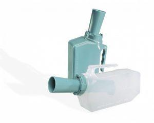 Urinaal met terugloopbeveiliging