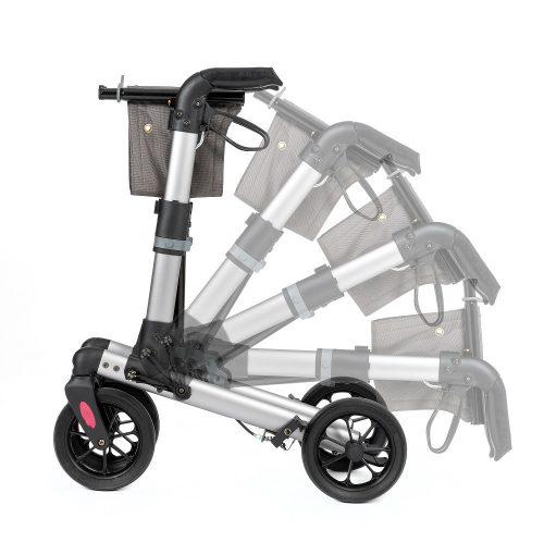 Track Comfort Rollator Antraciet