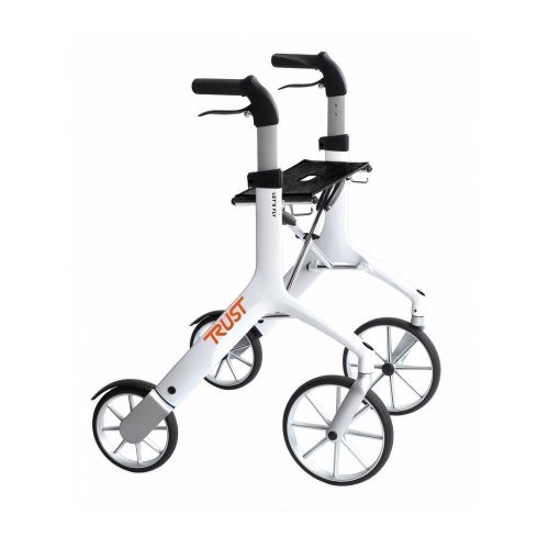 TrustCare Lets Fly rollator Wit