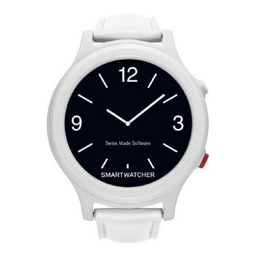 SmartWatcher Alarmhorloge Essence Wit