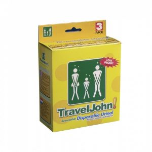 Travel John Urinaal
