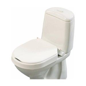 Etac Hi-Loo Vast Gemonteerd Toiletverhoger