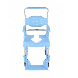 Mobiele Douche-en Toiletstoel